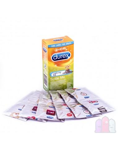 Durex Tickle Me kondome