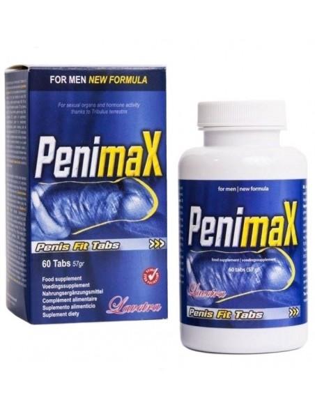 Nahrungsergänzungsmittel für Männer PENIMAX
