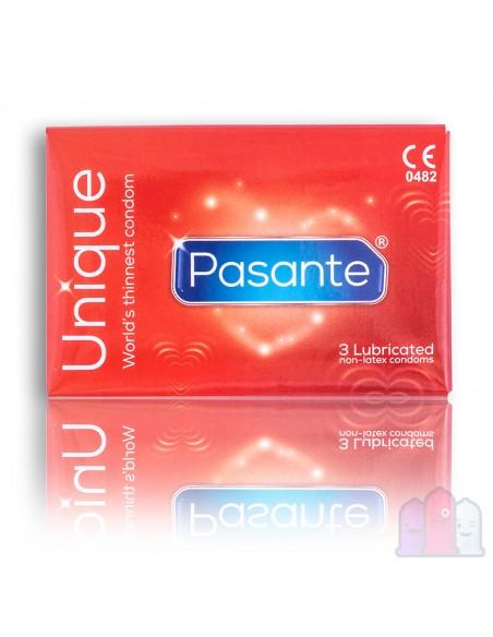 Pasante Unique kondome