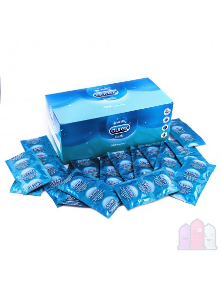 Durex Basic kondomer