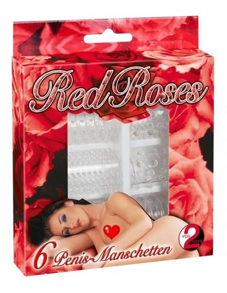 Red Roses Penisringe